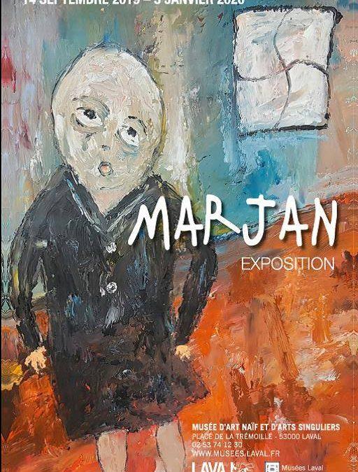 Marjan expose !