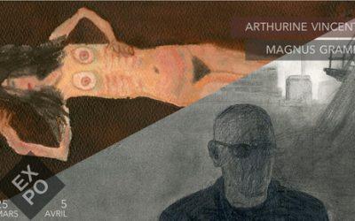 Arthurine Vincent expose à Paris du 16 au 28 juin 2020